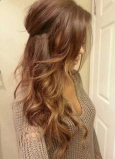 Half Up Hair with Side Bangs                                                                                                                                                     More