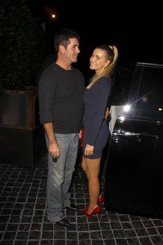 Simon Cowell & Carmen Electra www.TheFirst10Minutes.com