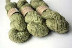 Eden Cottage Yarns Pendle 4ply in Hazel #knitting #yarn #gift