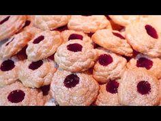 Nagyon könnyű! Készítse elő őket percek alatt! # 433 - YouTube Delicious Cookie Recipes, Yummy Cookies, Cake Cookies, Cake Recipes, Biscuits, Italian Cake, Cookie Bars, No Bake Desserts, Relleno