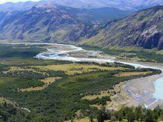 El Chaltén, Ruta 40, Patagonia Argentina