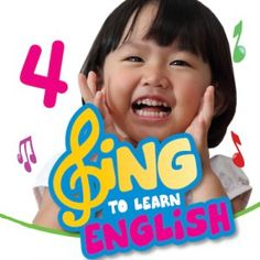 Sing to Learn English 4 - The world's first flashcard-inspired English children songs app collection.  Volume 4 Songs • One Two Three Four Five • Pat A Cake • If You're Happy And You Know It • Aiken Drum • Little Jack Horner • Incy Wincy Spider