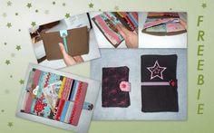 My Happy Fabric: Freebie Anleitung: Geldbörse