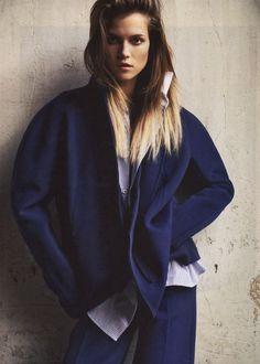 Kasia Struss for Vogue Russia September 2012