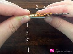 MeasuringQuillingPaperMumsPetals - How to Make Quilling Paper Mums