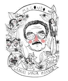 Homenaje a Gabriel García Máquez