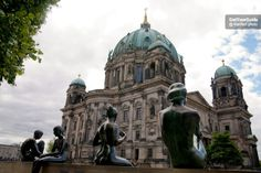 Berlin's largest and most important protestant church. A must see with its magnificent dome.