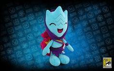 SDCC 2014 Exclusive - Blizzard - Whimsyshire Treasure Goblin Plush - 2,500 pcs
