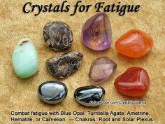 Fatigue Crystals