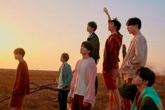 BTS Love Yourself 轉 'Tear' Concept Photo Y Version