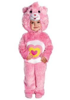 Toddler Wonderheart Care Bear Deluxe Halloween Costume new for 2013