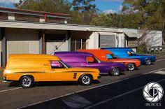 Holden Sandman Panel Van, is returning to Australian production in limited numbers in late v Australian Muscle Cars, Aussie Muscle Cars, American Muscle Cars, Holden Wagon, Holden Muscle Cars, General Motors Cars, Holden Australia, Ford Girl, Cool Vans