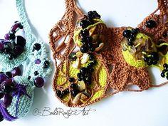Last minute by Lorena Balea-Raitz on Etsy Crochet Jewellery, Crochet Necklace, Point Lace, Ink, Fine Art, Awesome, Photography, Etsy, Photograph
