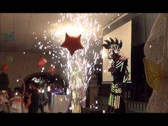 GALACTIC MAN XV AÑOS & BODA. La mejor animación para tu evento