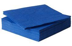 ślub serwetki kobaltowe niebieskie szafirowe maxi 40x40  http://vinetti.pl/search.php?text=serwetki www.vinetti.pl