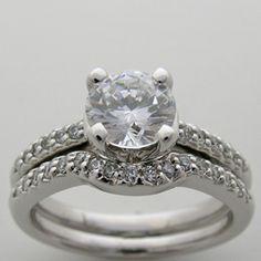 Engagement Wedding Ring Sets