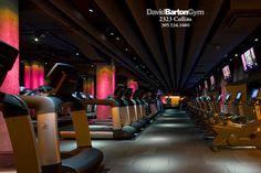 Love my gym! #davidbarton