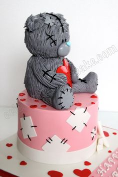 Celebrate with Cake!: Tatty Teddy Cake #coupon code nicesup123 gets 25% off at  www.Provestra.com www.Skinception.com and www.leadingedgehealth.com