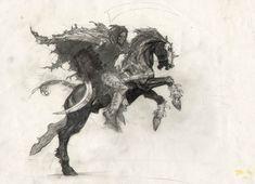 Death Horse | Four Horsemen of the Apocalypse