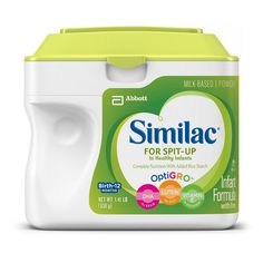 Similac for Spit-Up Infant Formula Powder w/ Iron - 1.41lb