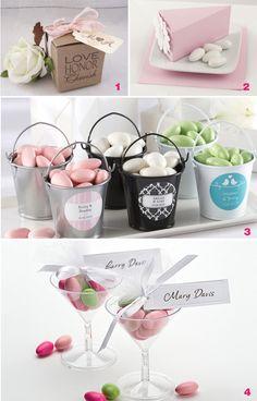 20 Beautiful Wedding Favor Box Designs #wedding