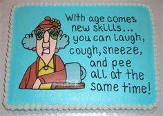 Hilarious - My next birthday cake!!!