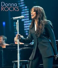 Donna Summer - David Foster event late 2011