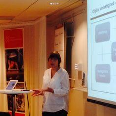 Elisabet Ahlqvist pratar om #MIK och #digidel