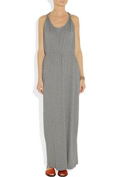 CHINTI AND PARKER Organic cotton-jersey maxi dress | Was $275 Now $55 80% OFF #sale