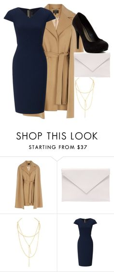 """Untitled #619"" by samson-90 on Polyvore featuring Coast, Verali, Jules Smith, Roland Mouret and Michael Antonio"