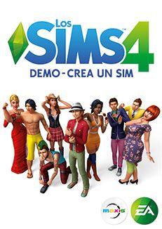 Los Sims™ 4 Crea un Sim Demo