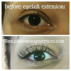 Best Celebrity Glam long eyelash extensions, Platinum Image Services, Los Angeles, California, United States - Yelp