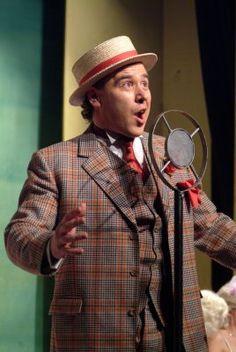 Bert Healy in Annie #theatre