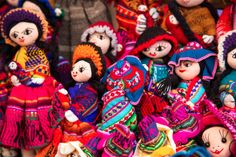 Wonderful colors of Peru depicted in this Peru in Pictures post. Affordable Peru Tours.