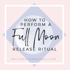 The full moon is a time of releasing and receiving. During this time we are letting go of the old so we can grab on to the new intention we manifest at the time of the new moon. Full moons are a time for celebration! Gather with your closest friends and harness the powerful magic of the full moon. Natural time of ovulation.