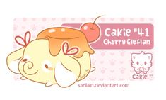 [CLOSED] Cakie #41 by Sarilain
