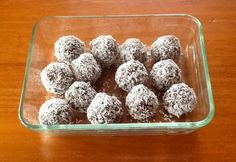 Coconut and Fruit Balls - Real Recipes from Mums