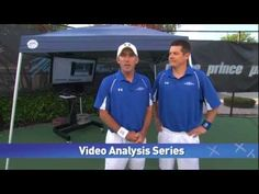 Tennis Videos - Video Analysis Series by IMG Academy Bollettierri tennis prograom (1 of 7)