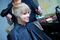 NVQ in Women's Hairdressing