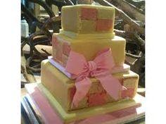 battenburg wedding cake - Google Search