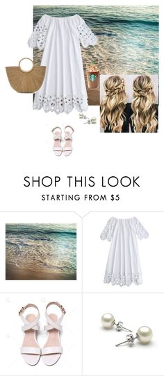 """""""Beach time"""" by myfashion007 ❤ liked on Polyvore"""