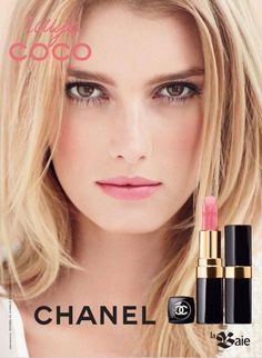 Anonymous_X: The not-so-rogue Sigrid Agren in Rouge Coco Chanel Chanel Makeup Looks, Chanel Beauty, Beauty Ad, Beauty Photos, Coco Chanel, Beauty Makeup, Beauty Hacks, Beauty Tips, Mario Testino