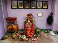 Nepal Earthquake a warning .. former kumari Chanira Bajracharya