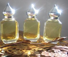 Labdanum & Ambergris Eau de Parfum by Arabesque Aromas, $70.00