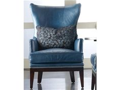 Shop for Bradington Young Taraval Stationary Chair, 400-25, and other Living Room Chairs at Good's Furniture in Kewanee, IL. The Taraval Stationary Chair is offered in hundreds of leather options and includes a standard nailhead trim #9 and #54 in natural finish.