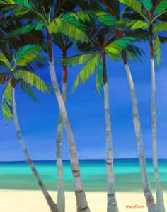 Palms Up by Shari Erickson.