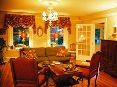 English Country Home Interiors Photos | English country style living room