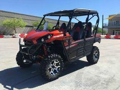 New 2017 Kawasaki Teryx 4 LE ATVs For Sale in Arizona. 2017 KAWASAKI Teryx 4 LE,