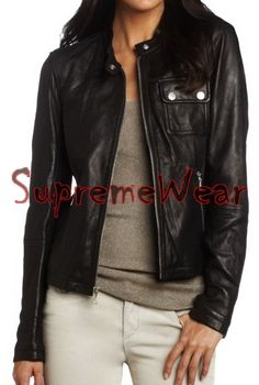 Women Leather Jacket Best Winter Collection.