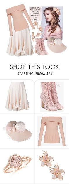 """""""Better Days are coming ... They're called Saturday's and Sunday"""" by glitterlady4 ❤ liked on Polyvore featuring Chloé, Laurence Dacade, BCBGMAXAZRIA, NAKAMOL and Michael Kors"""